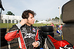 20 July 2008: Bruno Junqueira (BRA)  at the Honda Indy 200 IndyCar race at the Mid-Ohio Sports Car Course, Lexington, Ohio, USA.