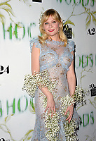 Kirsten Dunst at the premiere for &quot;Woodshock&quot; at the Arclight Theatre, Hollywood, Los Angeles, USA 18 September  2017<br /> Picture: Paul Smith/Featureflash/SilverHub 0208 004 5359 sales@silverhubmedia.com