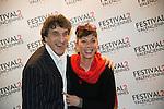 Festival Du cinema de Valenciennes - 19032014 - France - Shirley & Dino