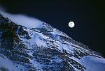 Mount Everest, Tibet, China