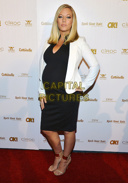 27 February 2014 - West Hollywood, California - Kendra Wilkinson-Baskett . OK! Magazine Pre-Oscar Party held at Greystone Manor Supperclub. Photo Credit: Christine Chew/AdMedia<br /> CAP/ADM/CC<br /> &copy;Christine Chew/AdMedia/Capital Pictures