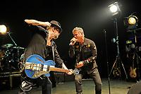 LONDON, ENGLAND - SEPTEMBER 8: Dave Stewart and Jon Stevens performing at Shepherd's Bush Empire on September 8, 2017 in London, England.<br /> CAP/MAR<br /> &copy;MAR/Capital Pictures