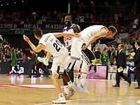 2017.06.02 ACB Play Off Real Madrid Baloncesto VS CB Unicaja