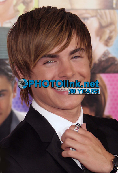 Zac Efron 2007<br /> Photo By John Barrett-PHOTOlink.net