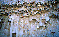 Basalt formation, Yellowstone National Park