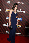 "LOS ANGELES, CA. - October 18: Actress Anna Walton arrives at the Spike TV's ""Scream 2008"" Awards at The Greek Theater on October 18, 2008 in Los Angeles, California."