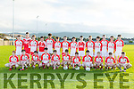 West Kerry at the Coiste na nOg Chiarrai Lee Strand U-16 District County Championship Semi-Final against Mid Kerry at Caherslee, Tralee on Monday