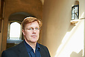 Nigel Warburton , senior lecturer in Philosophy at The Open University   and writer  at The Oxford Literary Festival at Christchurch College Oxford  . Credit Geraint Lewis