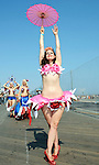 Mermaid Day Parade at Coney Island in Brooklyn, NY.