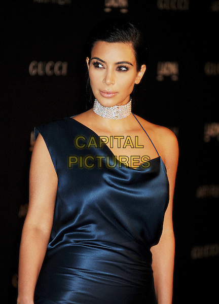 LOS ANGELES, CA - NOVEMBER 01: TV personality Kim Kardashian attends the 2014 LACMA Art + Film Gala honoring Barbara Kruger and Quentin Tarantino presented by Gucci at LACMA on November 1, 2014 in Los Angeles, California.<br /> CAP/ROT/TM<br /> &copy;Tony Michaels/Roth Stock/Capital Pictures