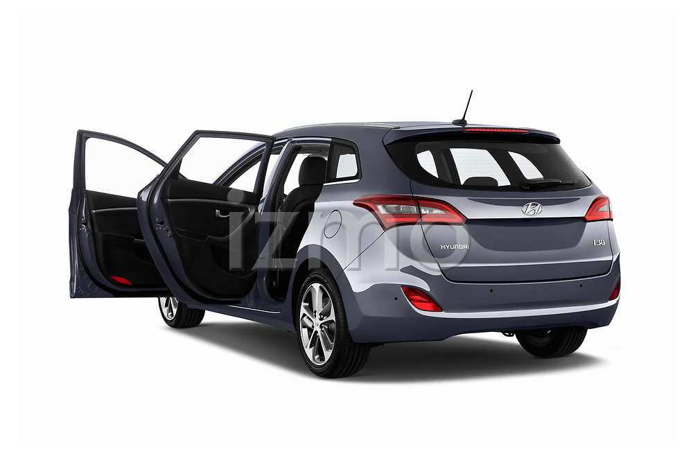 Car images of 2015 Hyundai I30 Go 5 Door Wagon Doors