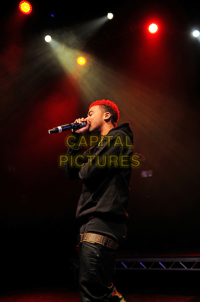 LONDON, ENGLAND - February 23: Kid Red performs in concert at the o2 Shepherd's Bush Empire on February 23, 2014 in London, England on February 23rd 2014.<br /> CAP/MAR<br /> &copy; Martin Harris/Capital Pictures