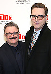 Nathan Lane, and Devlin Elliott attends the 2016 Manhattan Theatre Club's Fall Benefit at 583 Park Avenue on November 21, 2016 in New York City.