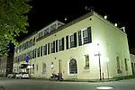 Harbor Club Charleston South Carolina at night