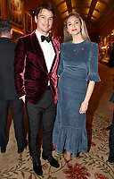 12 March 2019 - London, England - Josh Hartnett, Tamsin Egerton during a dinner to celebrate The Princes Trust at Buckingham Palace in London. The Prince of Wales, President, The Princes Trust Group hosted a  dinner for donors, supporters and ambassadors of Princes Trust International. Photo Credit: ALPR/AdMedia