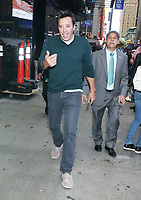 OCT 16 Jimmy Fallon at Strahan, Sara , Keke