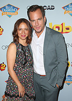 05 August 2017 - Los Angeles, California - Maya Rudolph, Will Arnett. &quot;Nut Job 2: Nutty by Nature&quot; World Premiere held at Regal Cinema at L.A. Live. <br /> CAP/ADM/FS<br /> &copy;FS/ADM/Capital Pictures