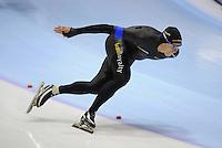 HEERENVEEN: IJSSTADION THIALF: Trainingswedstrijd 06-10-2012, Stefan Groothuis, ©foto Martin de Jong