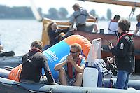 ZEILEN: HEEG: 06-08-2013, IFKS Skûtsjesilen, B en C klasse groot, ©foto Martin de Jong