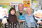 CLUB: Killarney Jobs Club prsonnell who are planning to hold  Jobs Club training sessions in Caherciveen..L/r Margaret Sweeney (Jobs Club secretar), Richard Mulchinock (Jobs Club facilitator) and Bridie Buckley (Local Employment Services Job Club co-ordinator)   Copyright Kerry's Eye 2008