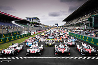 OFFICIAL PICTURE 24 HOURS OF LE MANS 2017