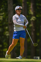 Sei Young Kim (KOR) watches her tee shot on 2 during round 1 of the U.S. Women's Open Championship, Shoal Creek Country Club, at Birmingham, Alabama, USA. 5/31/2018.<br /> Picture: Golffile | Ken Murray<br /> <br /> All photo usage must carry mandatory copyright credit (&copy; Golffile | Ken Murray)