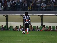 Belo Horizonte (MG), 31/07/2019 - Copa Sulamericana / Atlético MG x Botafogo -   Yimmi Chará do Atlético durante partida contra o Botafogo pelas Oitavas de Final da Copa Sul-Americana no Estádio Independência em Belo Horizonte na noite desta quarta-feira, 31. (Foto: Rafael Costa/Brazil Photo Press)