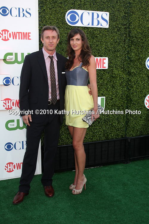 LOS ANGELES - JUL 28:  Jake Weber arrives at the 2010 CBS, The CW, Showtime Summer Press Tour Party  at The Tent Adjacent to Beverly Hilton Hotel on July28, 2010 in Beverly Hills, CA ...