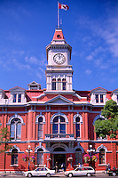 Victoria, BC, British Columbia, Canada, Vancouver Island - Historic City Hall