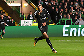 12th September 2017, Glasgow, Scotland; Champions League football, Glasgow Celtic versus Paris Saint Germain;  29 KYLIAN MBAPPE (psg)celebrates his 34th minute goal