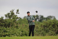 Chris Crowder (Lee Park GC) on the 5th tee during Round 1 of the Titleist &amp; Footjoy PGA Professional Championship at Luttrellstown Castle Golf &amp; Country Club on Tuesday 13th June 2017.<br /> Photo: Golffile / Thos Caffrey.<br /> <br /> All photo usage must carry mandatory copyright credit     (&copy; Golffile | Thos Caffrey)