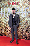 Pep Ambros attends to 'HACHE' Photocall at Paz Cinema in Madrid, Spain. October 16, 2019. (ALTERPHOTOS/A. Perez Meca)