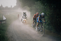 dusty pursuit<br /> <br /> 3rd Dwars Door Het hageland 2018 (BEL)<br /> 1 day race:  Aarschot > Diest: 198km