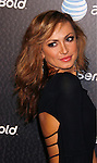 BEVERLY HILLS, CA. - October 30: Television personality Karina Smirnoff arrives at the Blackberry Bold launch party at a private residence on October 30, 2008 in Beverly Hills, California.