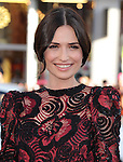 Karolina Wydra attends The Los Angeles Premiere for the seventh and final season of HBO's series TRUE BLOOD held at The TCL Chinese Theater in Hollywood, California on June 17,2014                                                                               © 2014 Hollywood Press Agency