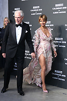 Marco TRONCHETTI PROVERO,Halle BERRY,L_R,at the red carpet of the Pirelli Calendar launch 2019,Hangar Biccoca,MILANO,05.12.2018 Credit: Action Press/MediaPunch ***FOR USA ONLY***
