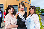 Caroline Lane, Carol Lane and Nellie O'Rielly at the Kerry Rose Selection at Ballyroe Heights Hotel on Friday Night.