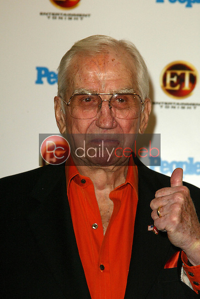 Ed McMahon<br /> At the Entertainment Tonight Emmy Party Sponsored by People Magazine, The Mondrian Hotel, West Hollywood, CA 09-18-05<br /> Jason Kirk/DailyCeleb.com 818-249-4998