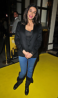 Shobna Gulati at the &quot;Glengarry Glen Ross&quot; press night, Playhouse Theatre, Northumberland Avenue, London, England, UK, on Thursday 09 November 2017.<br /> CAP/CAN<br /> &copy;CAN/Capital Pictures