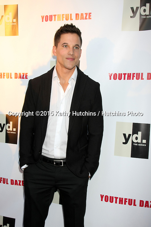 """LOS ANGELES - JUL 22:  Mike C. Manning at the """"Youthful Daze"""" Season 4 Premiere Party at the Bugatta Supper Club on July 22, 2015 in Los Angeles, CA"""
