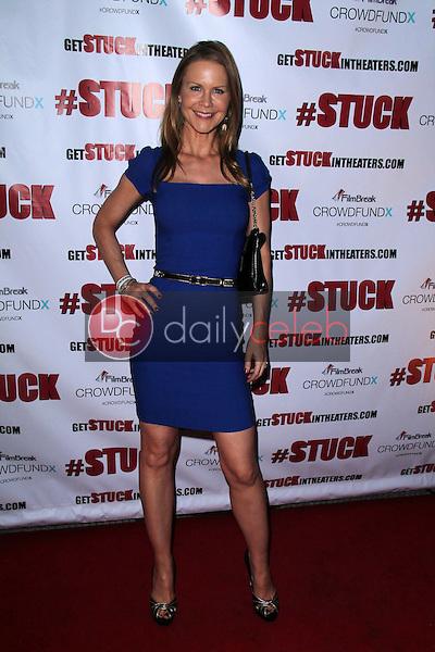 Josie Davis<br /> at the #Stuck Launch Party, Hemingways, Hollywood, CA 11-14-13<br /> David Edwards/DailyCeleb.com 818-249-4998
