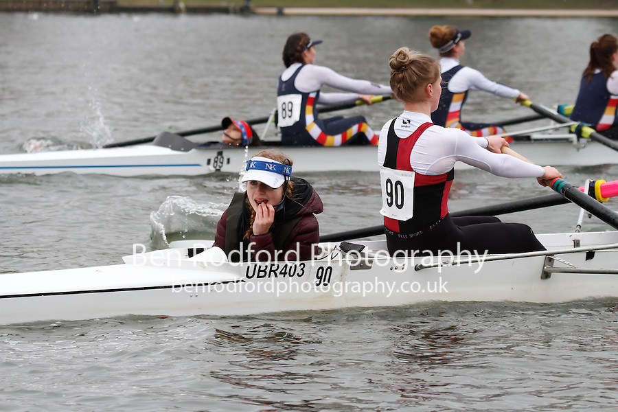 Crew: 90 - Bristol Univ  - W.NOV.4+ <br /> <br /> Henley Fours &amp; Eights Head 2017<br /> <br /> To purchase this photo, or to see pricing information for Prints and Downloads, click the blue 'Add to Cart' button at the top-right of the page.