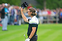 Tommy Fleetwood of England in action during the final round of the BMW PGA Championship played over the West Course at the Wentworth Club on 24th May 2015 in Virginia Water, Surrey, England. Picture Credit / Phil INGLIS