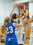 Stafford @ SMSA Varsity Girls Basketball 2014-15