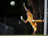 Camelia Ceasar of AS Roma  tries To save a penalty <br /> Roma 8/9/2019 Stadio Tre Fontane <br /> Luisa Petrucci Trophy 2019<br /> AS Roma - Paris Saint Germain<br /> Photo Andrea Staccioli / Insidefoto