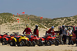 ATV's on the sand at Oceano Dunes State Vehicular Recreation Area, Oceano, California