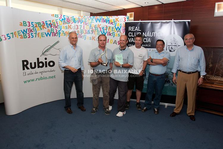 Trofeo Cuadernos Rubio