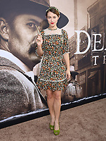 "14 May 2019 - Hollywood, California - Elvy Yost. HBO's ""Deadwood"" Los Angeles Premiere held at the Arclight Hollywood.   <br /> CAP/ADM/BT<br /> ©BT/ADM/Capital Pictures"
