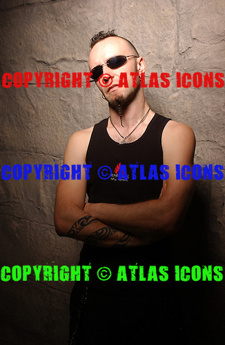 Lacuna Coil; Studio Portrait Session, In New York City,<br />