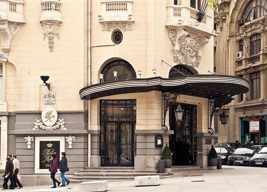 Westin Palace Hotel, Madrid, Spain